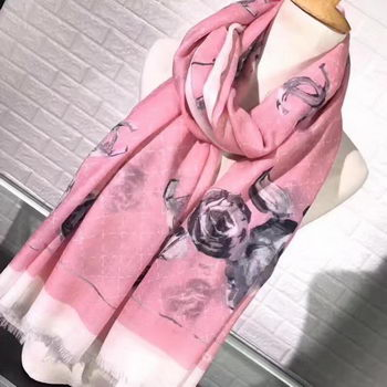 Chanel Cashmere Scarf C919268A