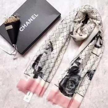 Chanel Cashmere Scarf C919268C