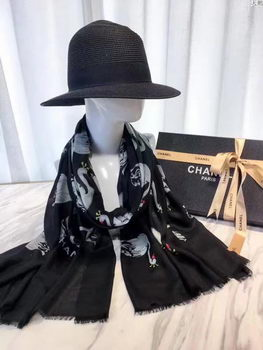 Chanel Cashmere Scarf C919568