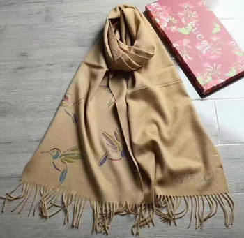 Gucci Cashmere Scarf GG9191168D