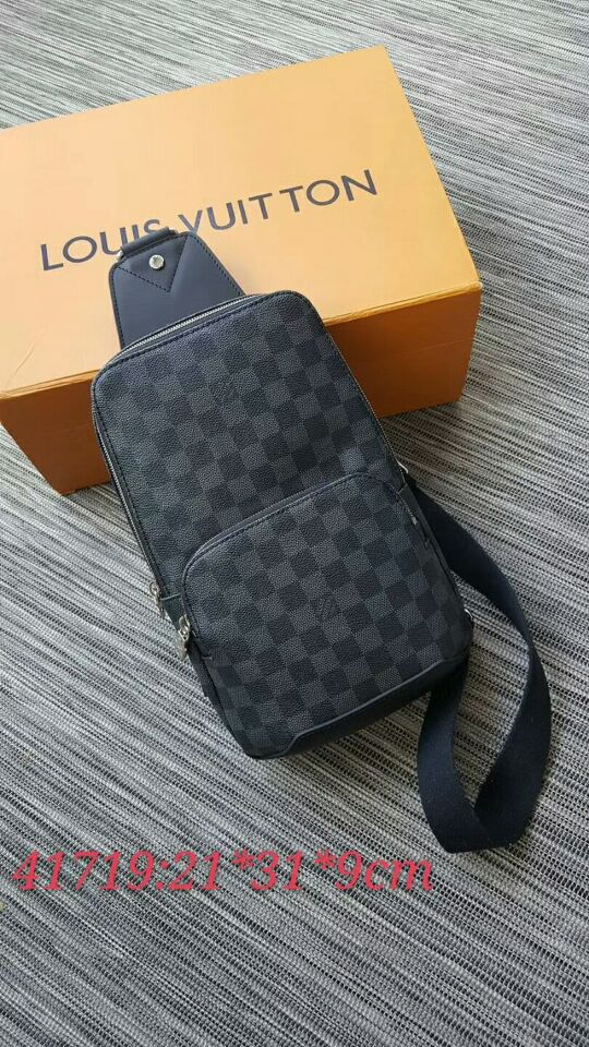 LV Damier Graphite Canvas bag
