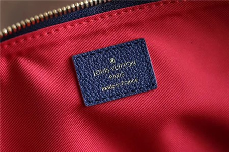 Louis Vuitton Monogram Empreinte PONTHIEU MM M43726 Royal