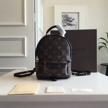 Louis Vuitton Monogram Canvas PALM SPRINGS BACKPACK MINI M41562