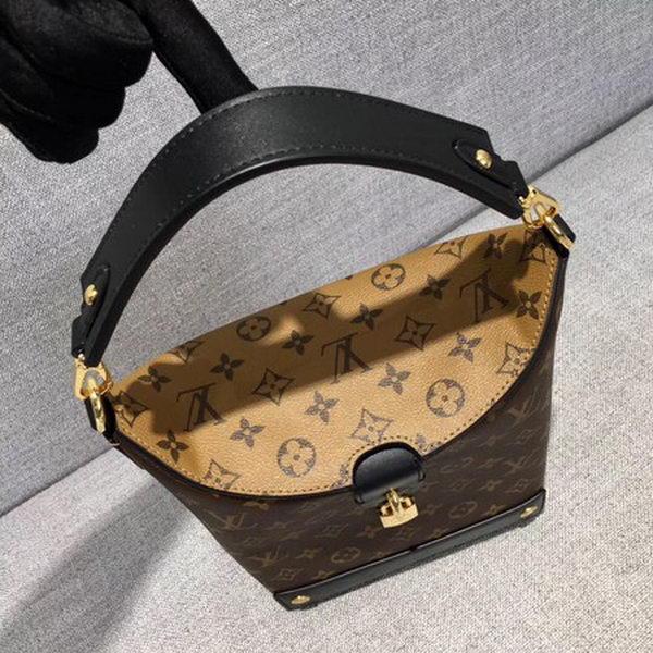 Louis Vuitton Monogram Canvas Shoulder Bag M51177