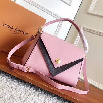 Louis Vuitton Monogram Canvas DOUBLE V M54439 Pink