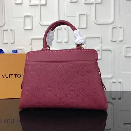 Louis Vuitton Monogram Empreinte VOSGES MM M43249 Rose