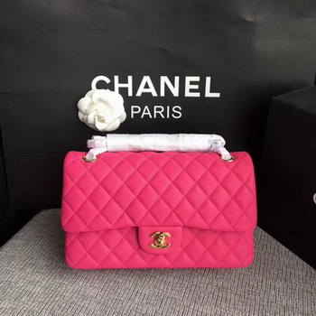 Chanel 2.55 Series Flap Bags Original Deerskin A1112 Rose