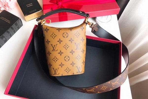 Louis Vuitton Monogram Canvas Shoulder Bag M51178