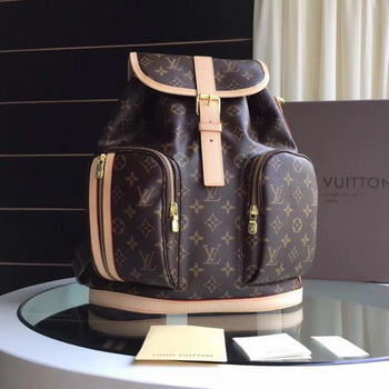 Louis Vuitton Monogram Canvas Bosphore Backpack M40107