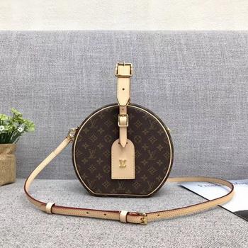 Louis Vuitton Monogram Canvas PETITE BOITE CHAPEAU M43514