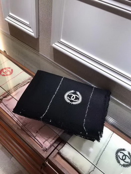 Chanel Cashmere Scarf CH1114D
