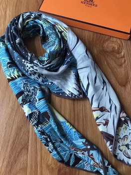 Hermes Cashmere Scarf H1103A