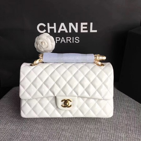 Chanel 2.55 Series Flap Bags Original Leather A1112 White