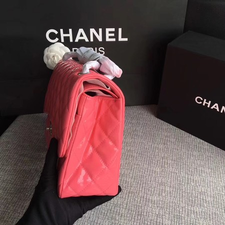 Chanel Classic Flap Bag Original Leather A1113 Pink
