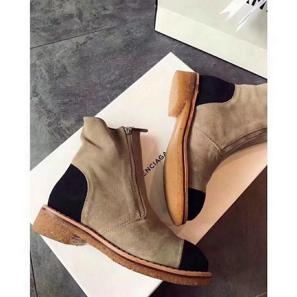Chanel Ankle Boot CH2260 Apricot