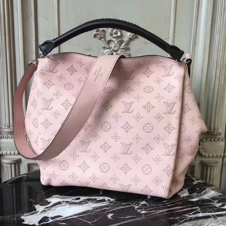 Louis Vuitton Mahina Leather BABYLONE PM M50031 Pink