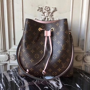 Louis Vuitton Monogram Canvas NEONOE M44020 Pink