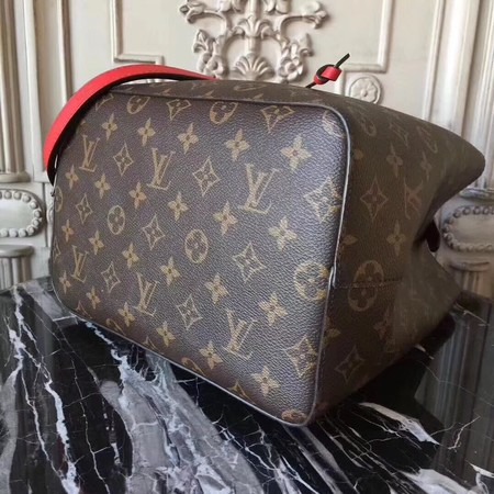 Louis Vuitton Monogram Canvas NEONOE M44020 Red