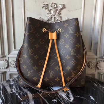 Louis Vuitton Monogram Canvas NEONOE M44020 Yellow