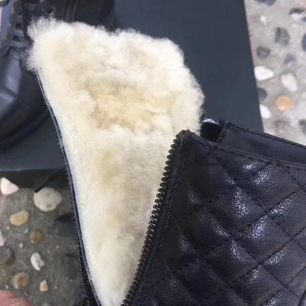 Chanel Ankle Boot CH2249 Black