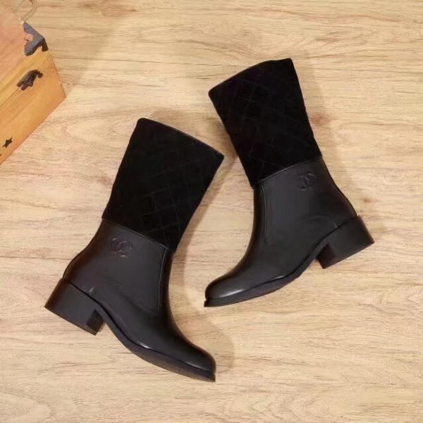 Chanel Ankle Boot CH2253 Black