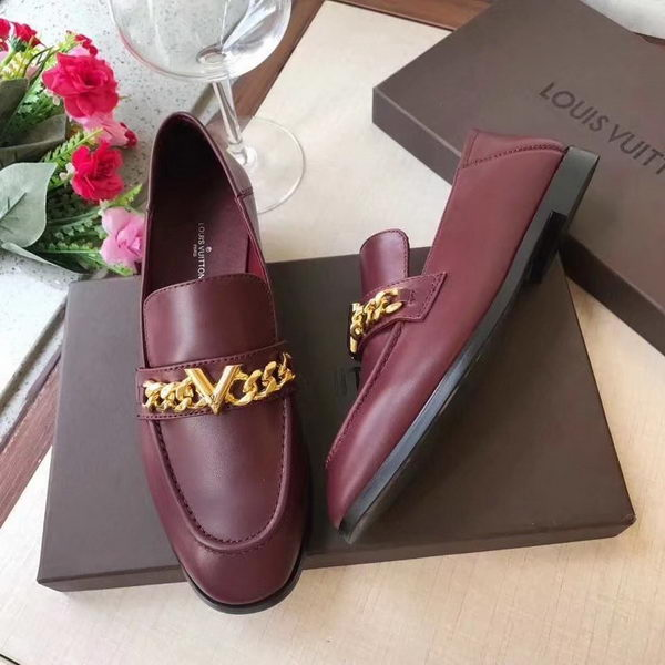 Louis Vuitton Casual Shoes LV8313 Brown