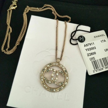 Chanel Necklace CH122711