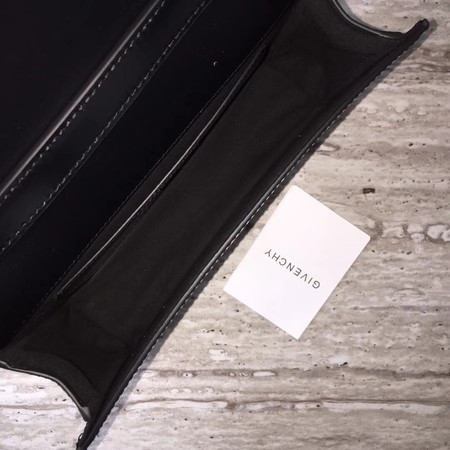 Givenchy INIFINITY Flap Shoulder Bag G06631 Black