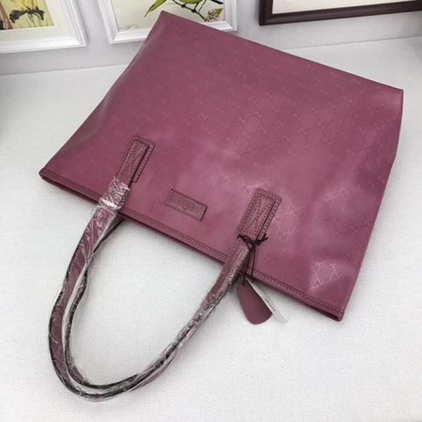 Gucci GG Imprime Tote Bag 211137 Rose