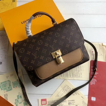 Louis Vuitton Monogram Canvas MARIGNAN M44259 Apricot