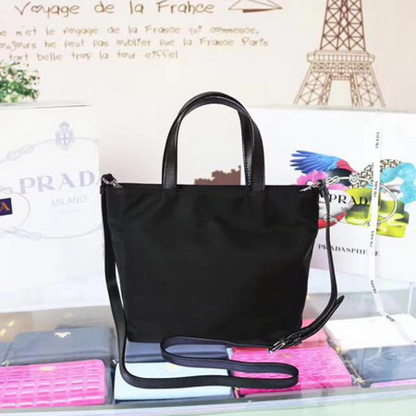 Prada Nylon Tote Bag BN2835 Black