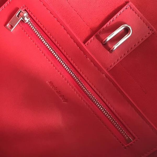 Celine Bigger Tote Bag Original Leather 55426 Red