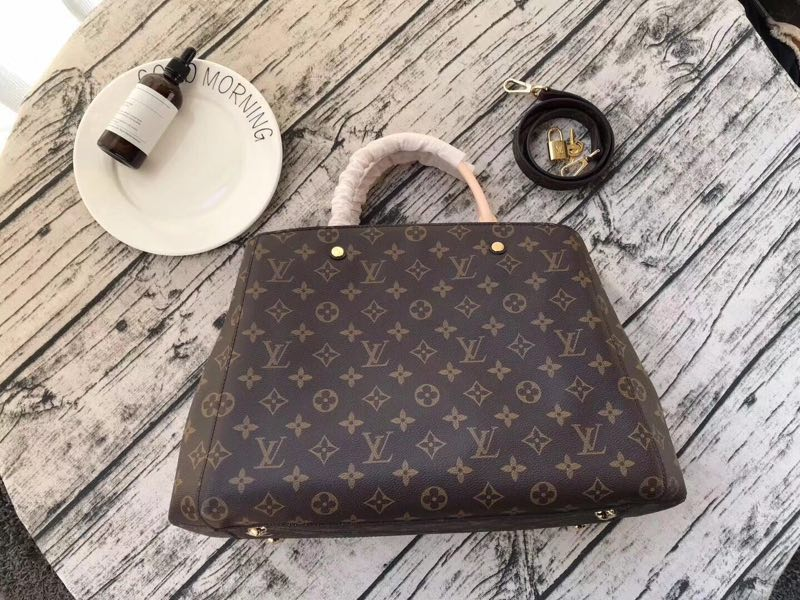 Louis Vuitton Monogram Canvas Montaigne GM M41057