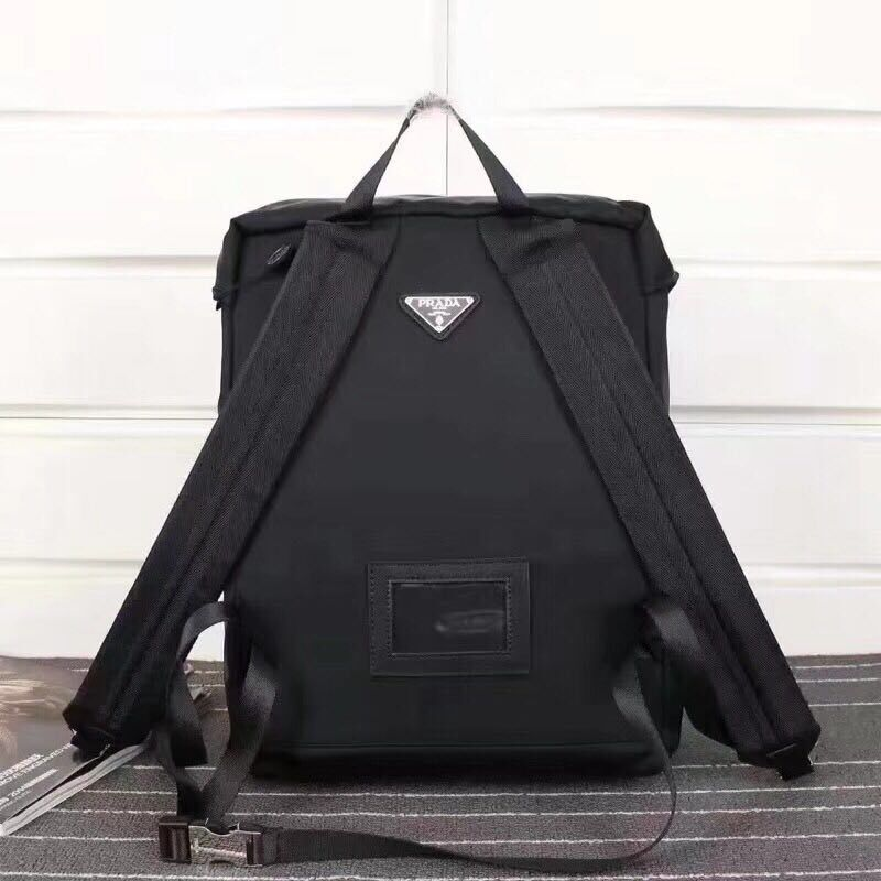 Prada Borse Zaino Uomo Nylon Nero 2 VZ 135 Black