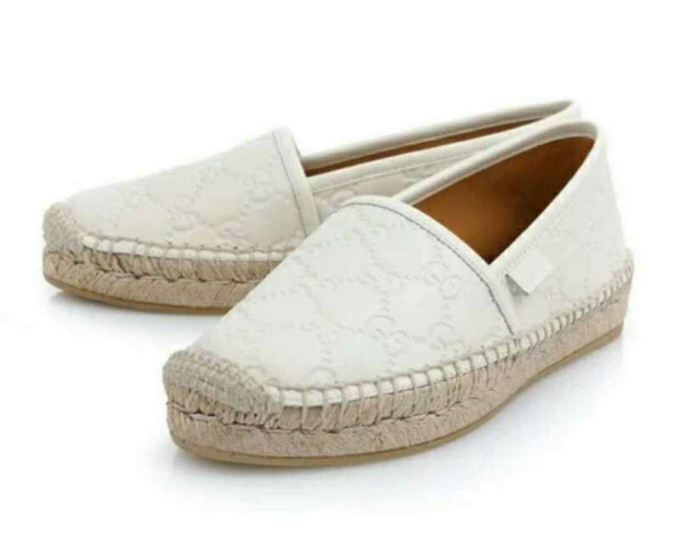 Gucci Shoes GG18209  White