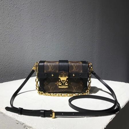 Louis Vuitton Monogram Canvas Shoulder Bag 44186