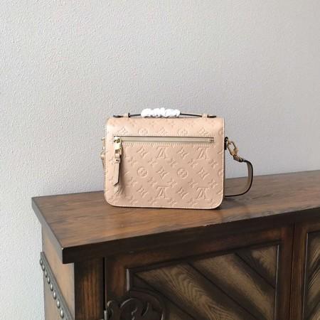Louis Vuitton Monogram Empreinte Tote Bag M41486 Camel