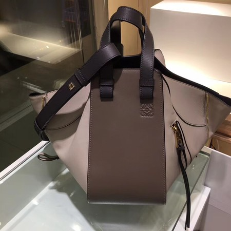 Loewe Hammock Small Bag Original Leather L9126 Khaki