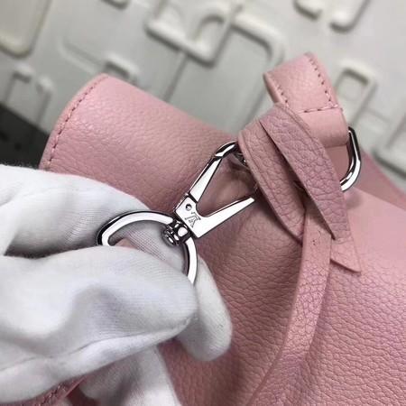 Louis Vuitton Original EPI Leather LOCKME II Bag M50250 Pink