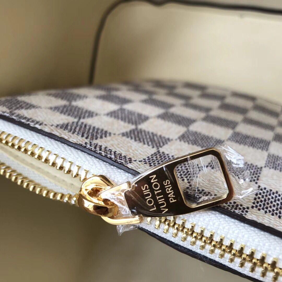 Louis Vuitton Damier Azur Canvas  original bag neonoe M44020