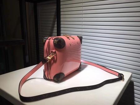 Louis Vuitton EPI Leather Shoulder Bag M53546 Pink