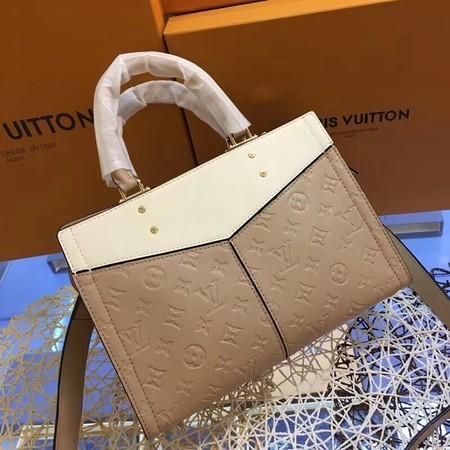 Louis Vuitton Monogram Empreinte POPINCOURT 44195 Apricot