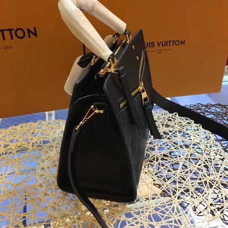 Louis Vuitton Monogram Empreinte POPINCOURT 44195 Black