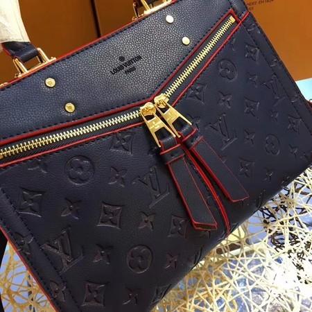 Louis Vuitton Monogram Empreinte POPINCOURT 44195 Blue