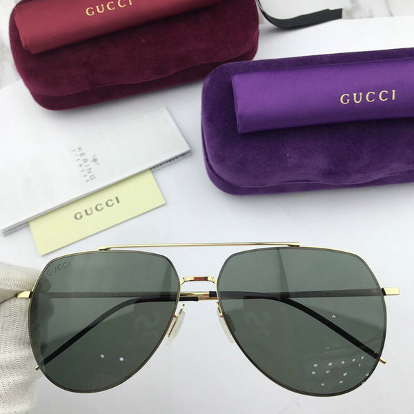Gucci Sunglasses GGS150272G1008