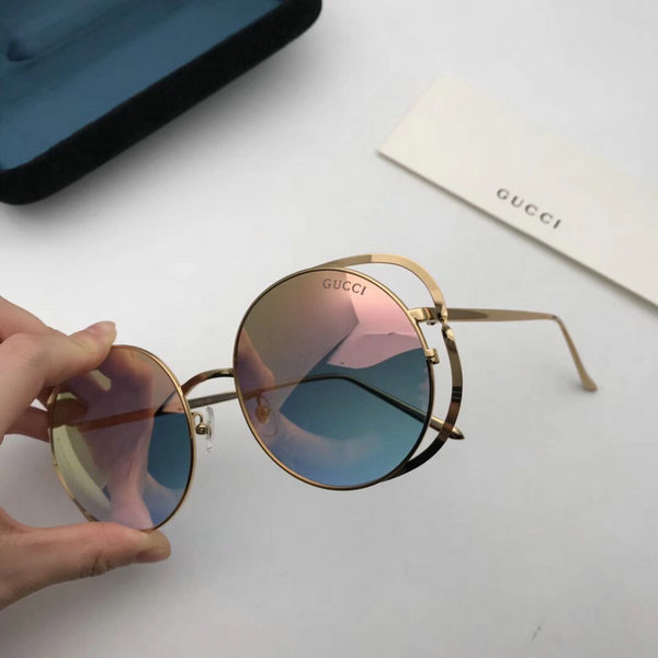 Gucci Sunglasses GGS150272G826