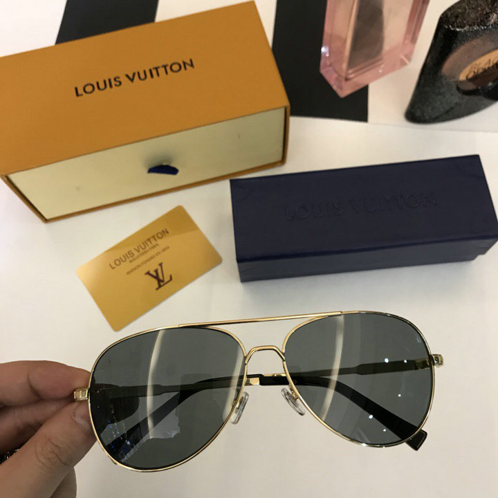 Louis Vuitton Newest Fashion sunglasses top quality LV0015