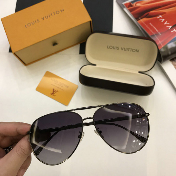 Louis Vuitton Newest Fashion sunglasses top quality LV0019