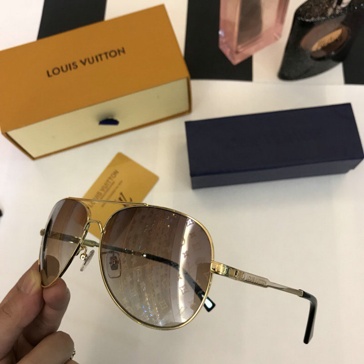 Louis Vuitton Newest Fashion sunglasses top quality LV0021