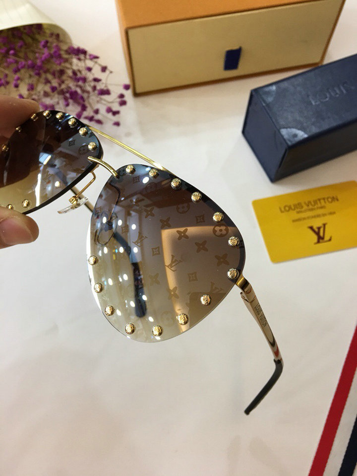 Louis Vuitton Newest Fashion sunglasses top quality LV0026